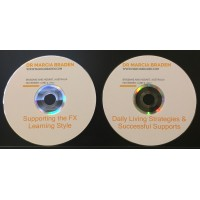 Fragile X Lecture Series - Set of 2 DVDs