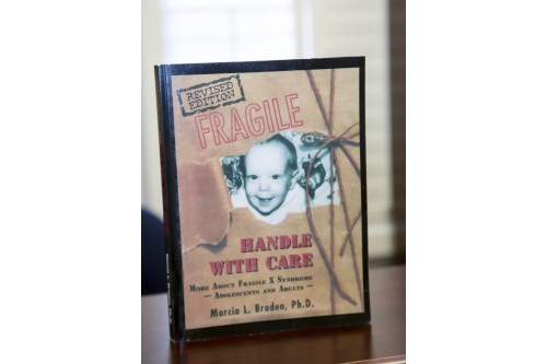 Fragile, Handle with Care - More about FXS Adolescents and Adults - NEW - Currently Out of Stock