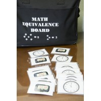 Math-Equivalence Board - Clocks